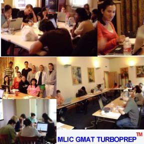 MLIC GMAT CLASS